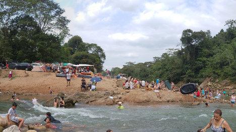 Foto: Río Gamosuno. Cundinamarca, Colombia via photopin (license)