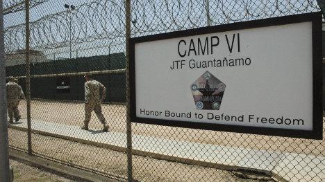 Base militar norteamericana de Guantánamo.
