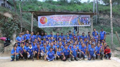 Encuentro regional de la Guardia Campesina del Catatumbo. Foto Carlos García. - Prensa Rural.