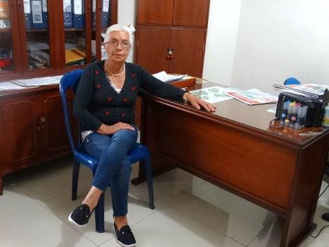 Luz Marina Aguirre.