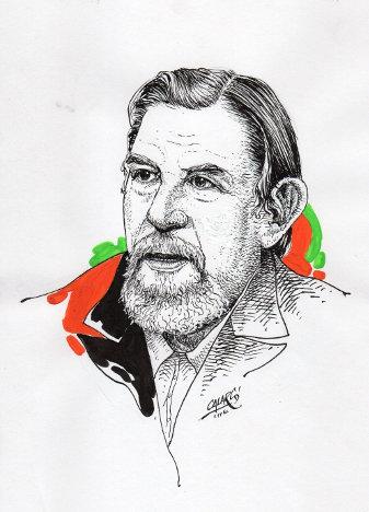 José Luis Díaz-Granados. Plumilla de Arlés Herrera, Calarcá.