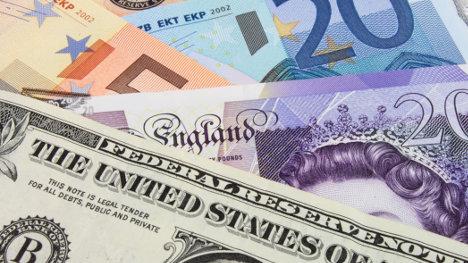 Ilustracion billetes pag economica