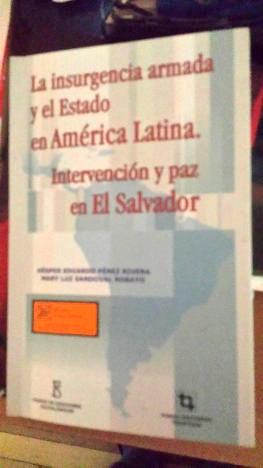 Portada Libro insurgencia Salavador