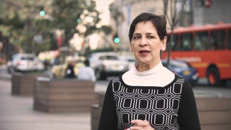 Eva María Uribe Tobón, abogada y economista