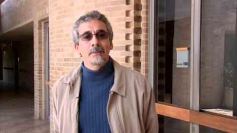 Profesor Carlos Mario Perea.