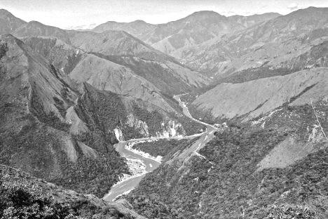 Campo - canon del rio cauca