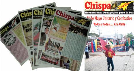 En Barranquilla se prendió la Chispa y va de barrio en barrio.