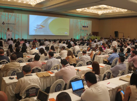 Congreso de Asobancaria en 2014.