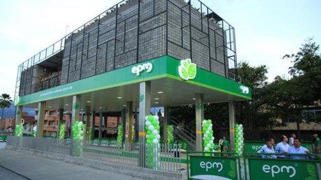 Sede de Empresas Públicas de Medellín.