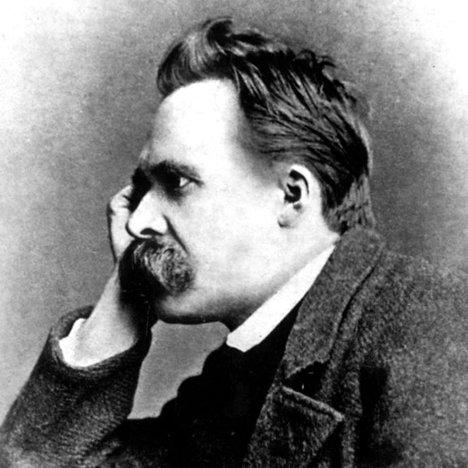 Friedrich Wilhelm Nietzsche.