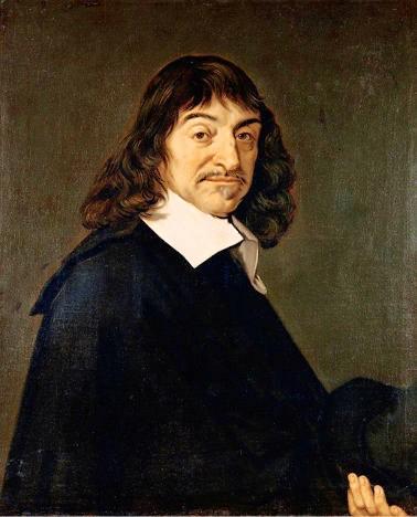 René Descartes 1596-1650.