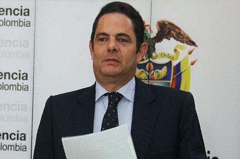Germán Vargas Lleras, vicepresidente de la República.