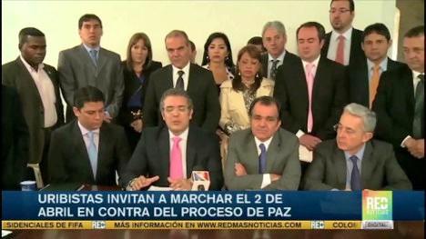 URIBISTAS-CONVOCAN-A-MARCHAR-CONTRA-DIALOGOS-DE-PAZ