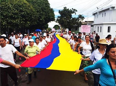 Protestas en Caqueta -agosto 2016-1