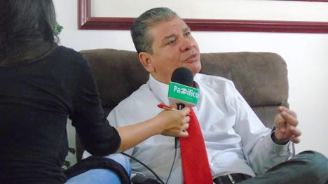 Jairo Alberto Cabrera Mazo, presidente de HerPat.