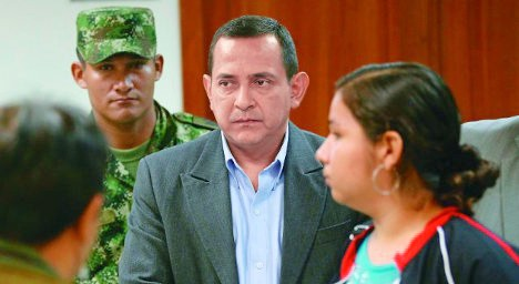 Luis Fernando Borja confesó al menos 57 ejecuciones extrajudiciales en la modalidad conocida como falsos positivos.