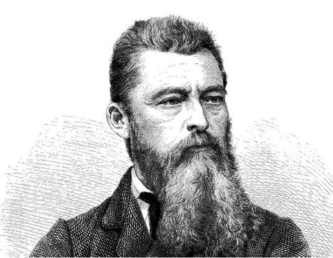 Ludwig Andreas Feuerbach 1804-1872.