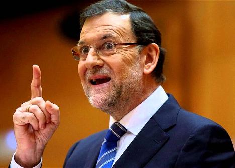 Mariano Rajoy. Tomada de: https://i.ytimg.com