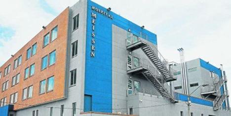 Hospital Meiseen en crisis.