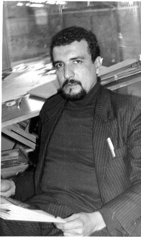 Armando Orozco Tovar.