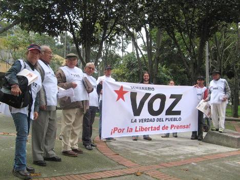 Con el apoyo de la militancia comunista se incrementará en el próximo año la difusión de VOZ